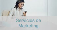 servicios marketing