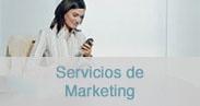 servicios marketing